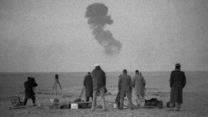 French Nucelar Tests in Southern Algeria - Photo The New Arab