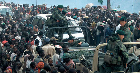 French Troops Failed to Protect Tutsis - Photo Archyde