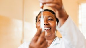 Getting Ready for Inoculation - Photo Devex