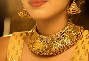Gold Jewellery as a Fashion Statement - Photo Udaipur Blog