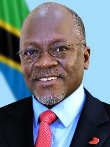 John Magufuli - Photo East African Health Research Commission
