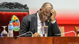John Magufuli on COVID - A Case of To Believe or Not to Believe - Photo Africa Press