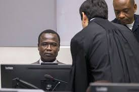 LRA Rebel Dominic Ongwen Convicted by the ICC - Photo The East African