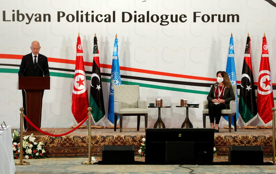 Libyan Dialogue Forum - Photo Cyprus Mail