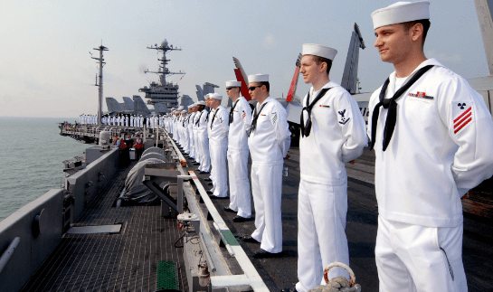 Navy Sailors - Photo Asia Times