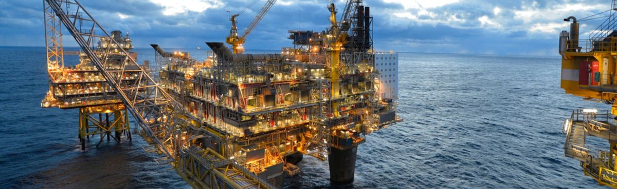 Offshore Oil Production Facility - Photo Africa Oil & Power