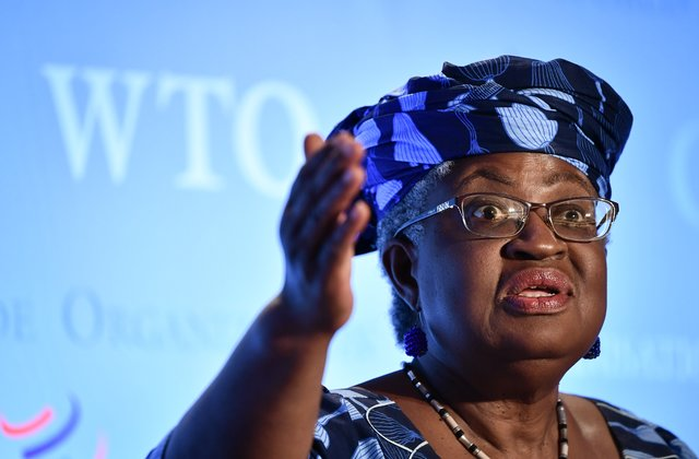 Okonjo-Iweala - Photo US News and World Report
