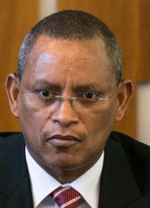 Ousted Tigray Leader Debretsion Gebremichael