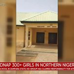Over 300 Schoolgirls Abducted - Photo CBS News