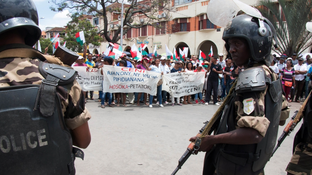 Madagascar: Political Rallies Banned in the Capital