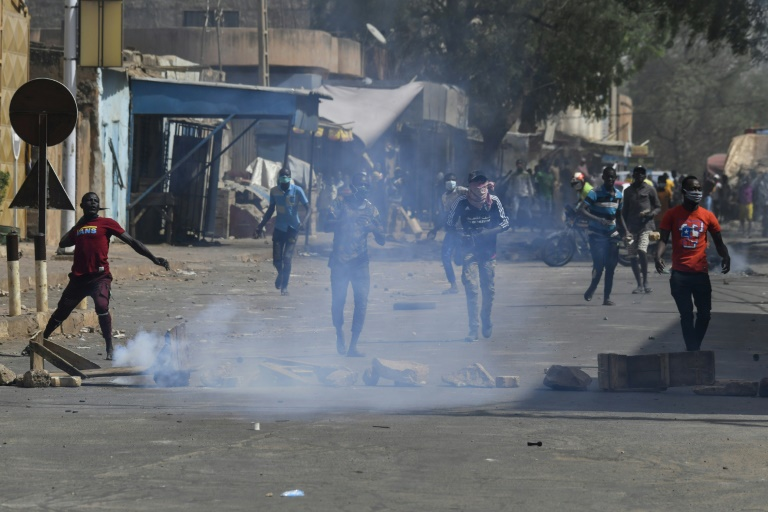 Post Election Violence in Niger - Photo World24 News