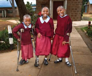 Protecting the rights of Africans with Disabilities - Photo The Borgen Project