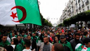 Protests Return to the Streets of Algeria - Photo Deutsche Welle