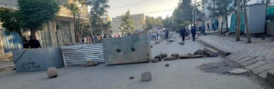 Protests in Mekelle - Photo Africa Diplomatic