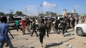 Protests in Mogadishu over Missing Recruits - Photo Anadolu Agency