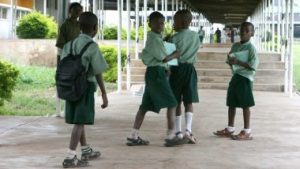 Pupils in a Nigerian School - Photo Latestly