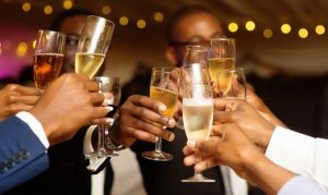 """Raising Coupes of """"Bubbles"""" to the Health of the Corrupt in High Places - Lux Afrique"""