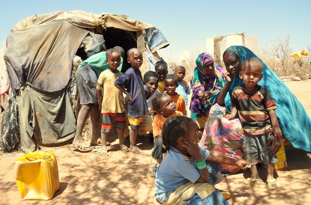 Refugees in Dire Need of Food - The Organization for World Peace