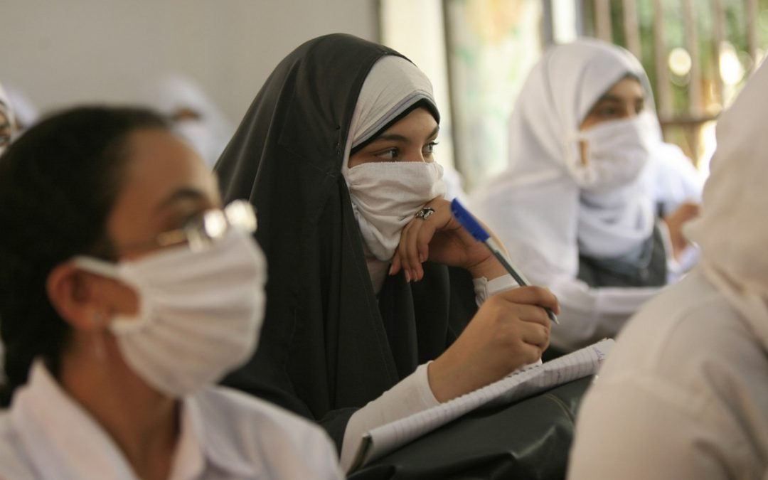 Registration for COVID-19 Inoculation - Photo Daily News Egypt