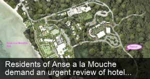 Residents Demand Review of Hotel Project - Photo Avaaz