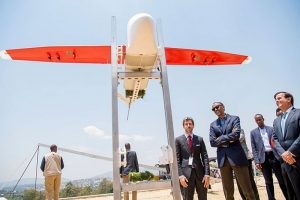 Rwandan President Paul Kagame Visits Zipline - Photo Cleanleap