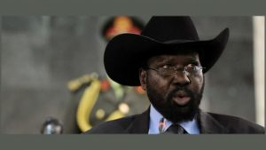 South Sudanese President Salva Kiir - Photo Medium