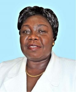 South Sudan's Foreign Minister Beatrice Khamisa Wani-Noah - Photo The Mail