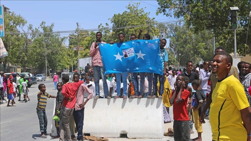 Street Protests Called for Friday in Mogadishu - Photo Anadolu Agency