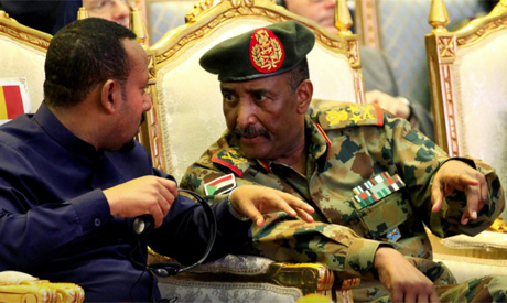 Sudanese and Ethiopian Leaders - Photo Wardheer News