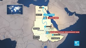 The Nile Dispute - Source France24
