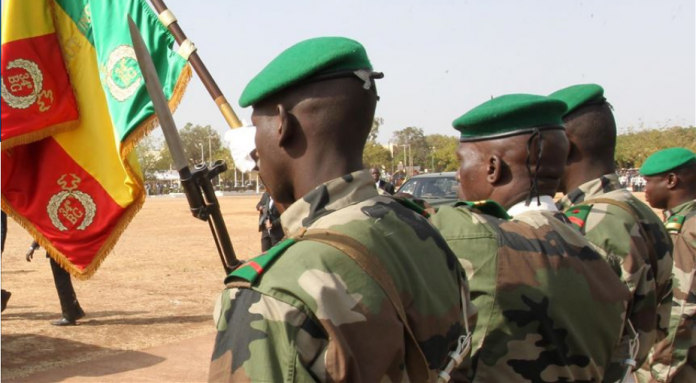 Two Malian Soldiers Killed in Ambush - Photo CGTN