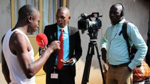 Ugandan Journalists Speak out about Assault by Military Police - Photo Deutsche Welle