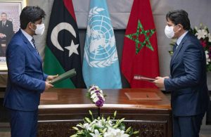 United Nations and Morocco Facilitate Libyan Dialogue - Photo The Arab Weekly