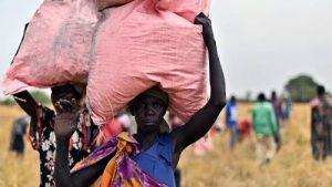 Villagers Flee Inter-Communal Violence in South Sudan - Photo Human Rights Watch