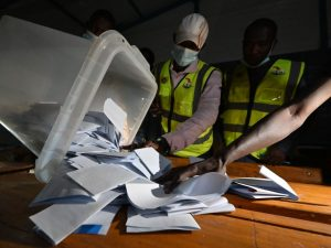 Vote Count Underway in Niger's Presidential Runoff - Photo Issouf Sanogo via Getty Images