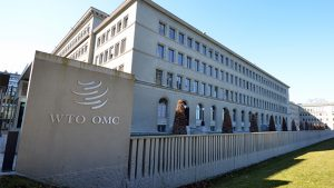 WTO Head Offices - Photo WTO