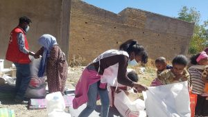 Widespread Rape Cases in Tigray - Photo The National
