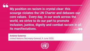 Words Without Action? - UN on Twitter