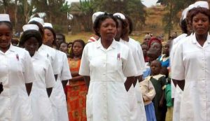 Zimbabwean Nurses - Photo Photo Zimbabwe Situation