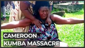 A Mother Mourns Her Son Slaughtered in the 24 October 2020 Kumba Massacre