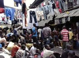 A View of One Section of the Overcrowded Prison Where Ambazonian Leaders are Held