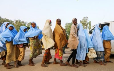 Nigeria: Hundreds of Kidnapped Girls Released