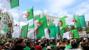 Algerians Reject Proposal to Revoke Nationality - Photo Asharq AL-awsat