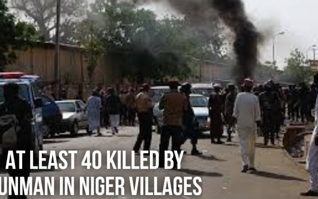 At Least 40 Killed in Niger - Photo YouTube ScreenGrab
