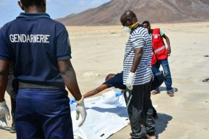 Bodies of Migrants Wash to the Shore - Yahoo News