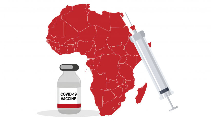 COVID-19 Vaccinations Start in Africa - Design The Africa Report
