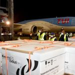 COVID-19 Vaccines Arriving Africa - Photo Devex