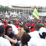 Campaign Rallies in Brazzaville - Photo Wikiwand