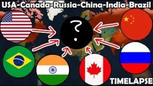 China, USA, Canada, China, India and Brazil Not In on the New Treaty Idea - Yet?- Source YouTube ScreenGrab