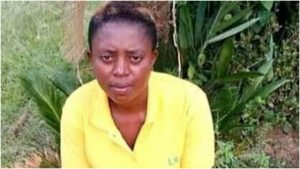Comfort Raped and Killed by Beheading in Ambazonia